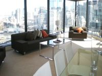 Eureka Tower 22nd floor FULLY FURNISHED: Where The Stars Are In Reach...