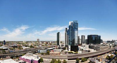 Modern Winner with City and MCG Views!