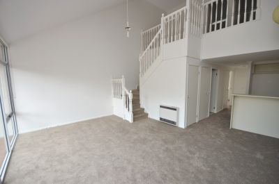 Newly Renovated Throughout - Two Level Apartment!