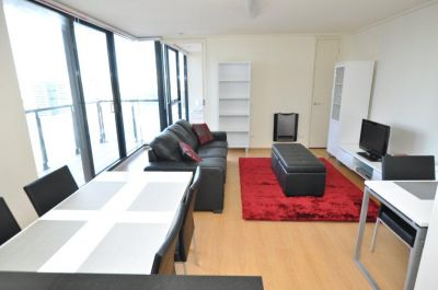 City Point 18th floor FULLY FURNISHED, 668 Bourke St: Trendy City Apartment!