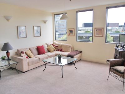 Southside Tower - FULLY FURNISHED, 221 Sturt St: Just A Short Walk From Everything!