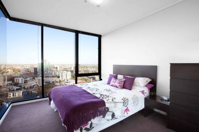 City Tower 33rd floor FULLY FURNISHED, 183 City Rd: Trendy Southbank On Your Doorstep!