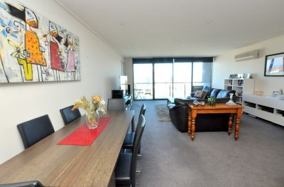Victoria Tower, 23rd floor - Stunning Unfurnished 3 Bedroom Home with Whitegoods Included!
