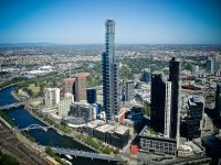 Eureka Tower, 12th floor - Elegance, Style & Sophistication!