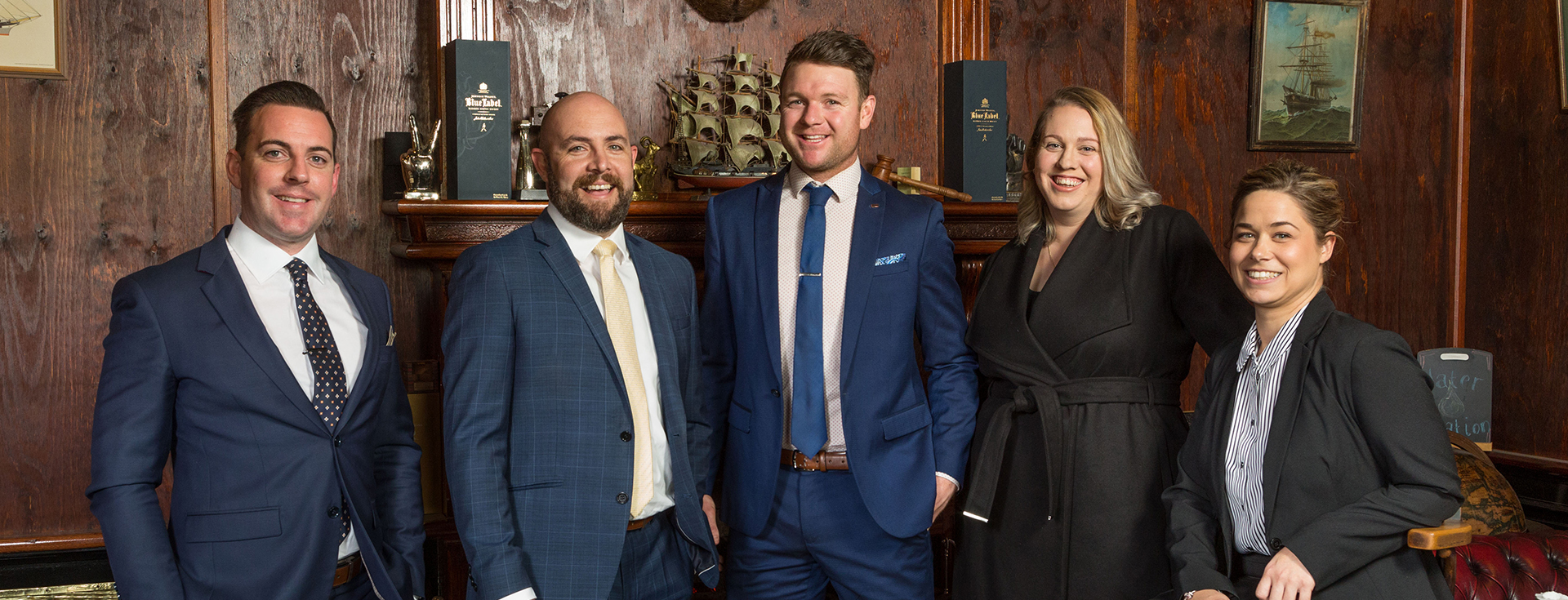 I had the pleasure to work with Clark, Carla and Lauren in the industry, and can not recommend each of them to anyone wanting a professional, ethical and honest service.