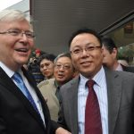 Kevin Rudd visited Anyeh Group at Hurstville