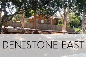 Denistone East