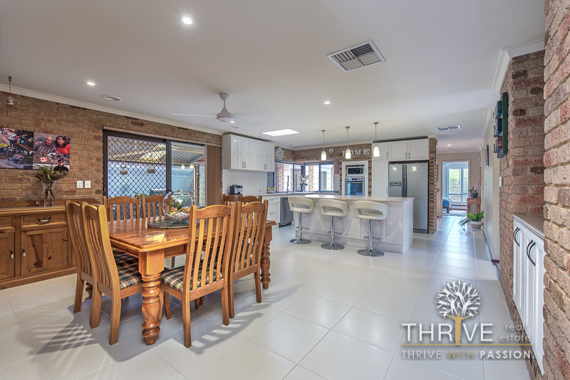 Karen and Paul sold our house in Willetton in a difficult market.