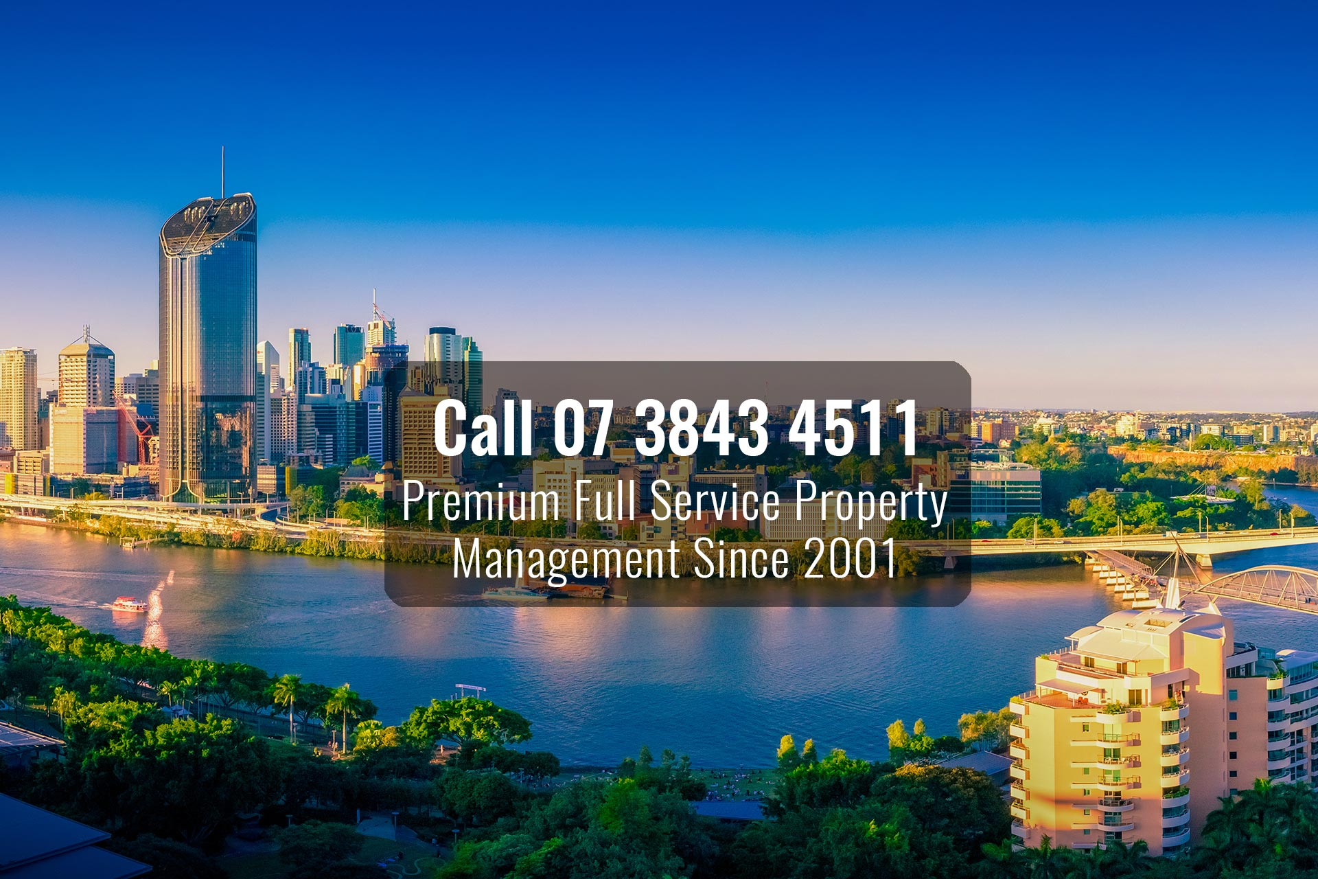 Full Service Property Management Since 2001