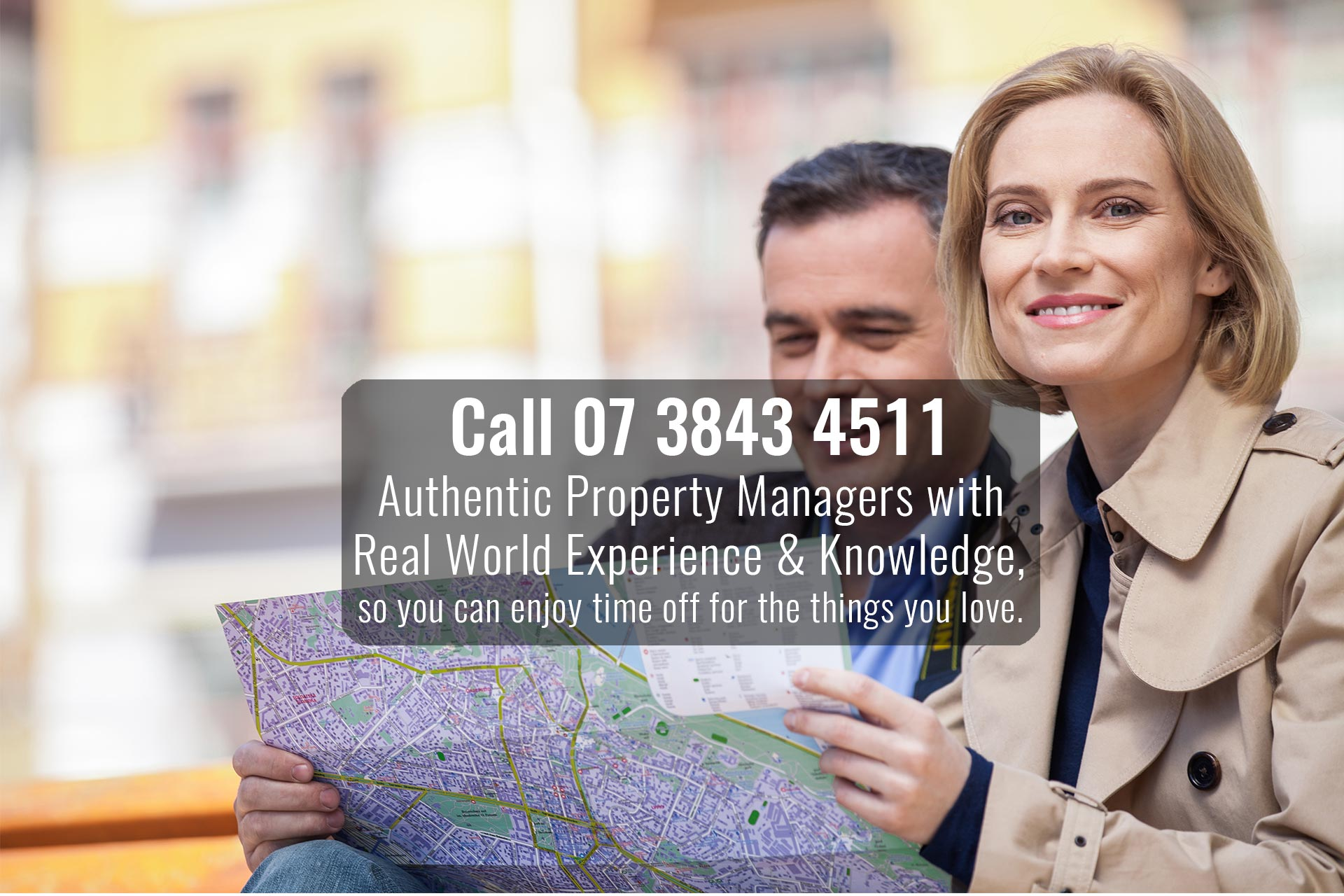 Authentic Property Managers with Real World Experience & Knowledge