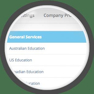 client service workflow magnifier