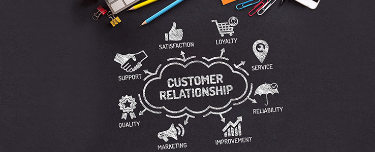 client relationship management strategy