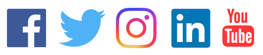 logo facebook instagram linkedin