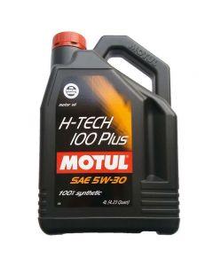MOTUL H-TECH 100 PLUS ENGINE OIL 5W-30