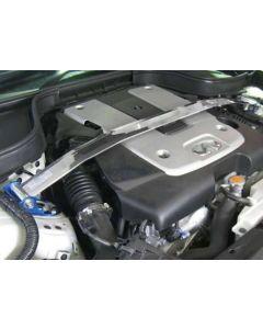 Cusco Front Strut Brace Type OS - Nissan V36 Skyline / G37 Infiniti (09-14)
