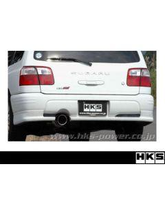 HKS Es Premium Exhaust System - Subaru Forester