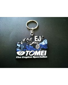 Tomei Silicone Rubber Key Chain - EJ Engines
