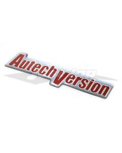 "Genuine Nissan - Nissan Stagea 260RS ""Autech Version"" Rear Decal (Discontinued Product)"