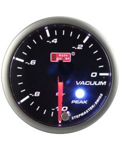 Autogauge 52mm Vacuum Gauge