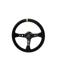 EPR - Deep Dish Suede Steering Wheel