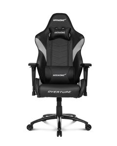 AKRACING Overture Gaming Chair – Grey