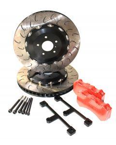 ATTKD Front Brake & Pad Upgrade Kit 400mm - Nissan R35 GTR (08-10)