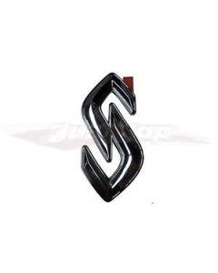 "Genuine Nissan ""S"" Bonnet Emblem - R33 Skyline (Series 2)"