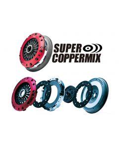 Nismo Super Coppermix Twin Plate Clutch - Skyline R33/R34 & Stagea (Pull Type)