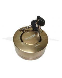 D1 Spec Steering Wheel Quick Release Hub Lock - Bronze