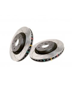 DBA 4000 T Series Front Brake Rotors - Nissan Z33/V35 (Brembo Type)