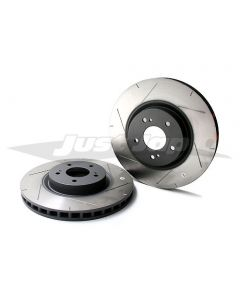 DBA 4000 Series Front Brake Rotors - Nissan Skyline ECR33 (Sumitomo Type)