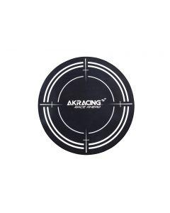 AKRACING Circular Chair Mat - Black
