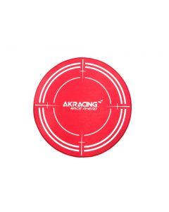 AKRACING Circular Chair Mat - Red