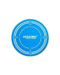 AKRACING Circular Chair Mat - Blue