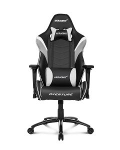 AKRACING Overture Gaming Chair – White