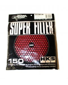 HKS Super Power Flow Replacement Air Filter Element - Red