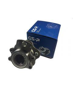 GSP Rear Wheel Bearing & Hub Assembly - Nissan Skyline GTR & Stagea 4WD & 300ZX