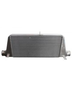 "Cooling-Pro Tube And Fin Intercooler 600 x 280 x 76mm 2.75"" Outlets (Greddy Style)"