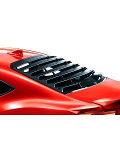Karbonetic TRD Style Rear Window Louver - Toyota 86 & Subaru BRZ