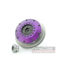 Xtreme Twin Plate Race Clutch 230mm (Ceramic Solid Centre) - Nissan Skyline R31/R32/R33 (Push Type)