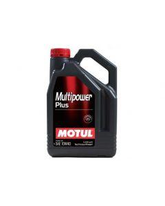 Motul Multi Power Plus Engine Oil - 10W40 5L