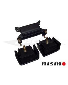 Nismo Engine & Gearbox Mount Set - Skyline R32/R33/R34 & Stagea C34 M/T (4WD)