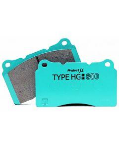 PROJECT MU HC800 REAR BRAKE PADS - TOYOTA/SUBARU GT86/BRZ