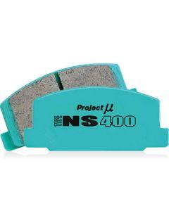 PROJECT MU NS400 REAR BRAKE PADS - TOYOTA/SUBARU GT86/BRZ