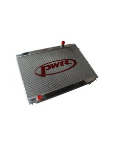 PWR Performance Alloy Radiator 42mm Close Mesh - Nissan R35 GTR