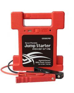UNIGEAR JUMPSTARTER - POWER ON Q7 JUMP START BATTERY POWER BANK TORCH 12V-24V