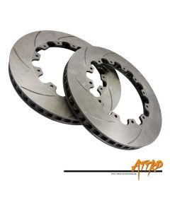 ATTKD Front Brake Rotor Set - 330mm x 32mm (8mm Centre Hat Hole)