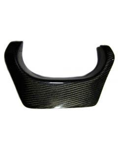 KARBONETIC CARBON FIBRE BUMPER EXHAUST HEAT SHIELD - NISSAN R33 SKYLINE GTS/GTR (Coupe)