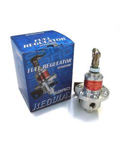 Sard Adjustable Fuel Pressure Regulator - Silver