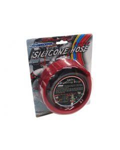 Simota Vacuum Hose Packs - 10mm x 2 Meters - Red